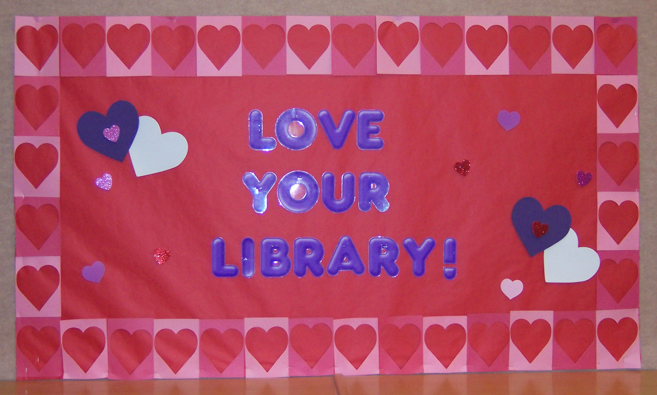 Valentine S Day Bulletin Boards Recipes For Reading